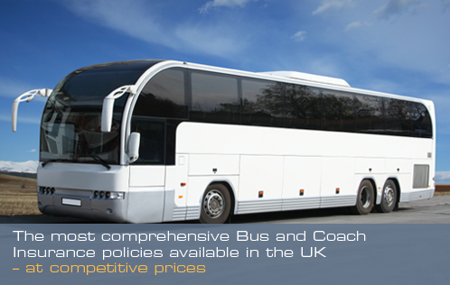 Bus and Coach Insurance
